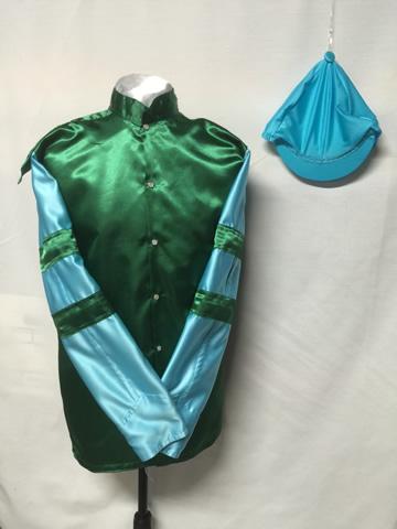 silk-green-blue-sleeve-green-stripes-09142015