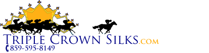 Triple Crown Silks, quality racing silks, jockey silks